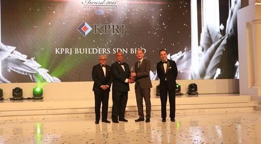 KPRJ Builder Wins SME
