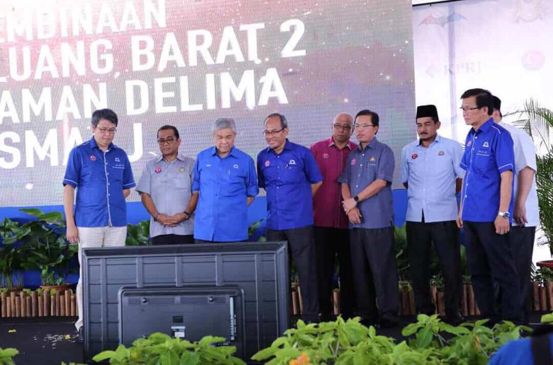 Majlis-Perasmian-Pembinaan-Sekolah-Agama-Kerajaan-Johor-(SAKJ)-Fasa-5-1