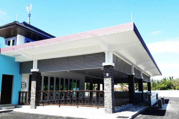 Masjid Bukit Tiram Buid & Construct KPRJ 1