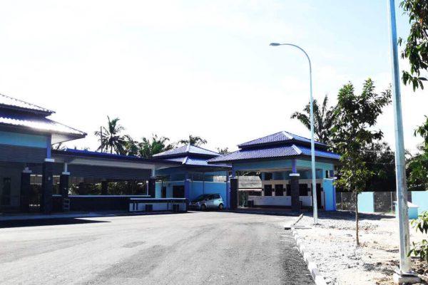 Masjid Bukit Tiram Buid & Construct KPRJ 3