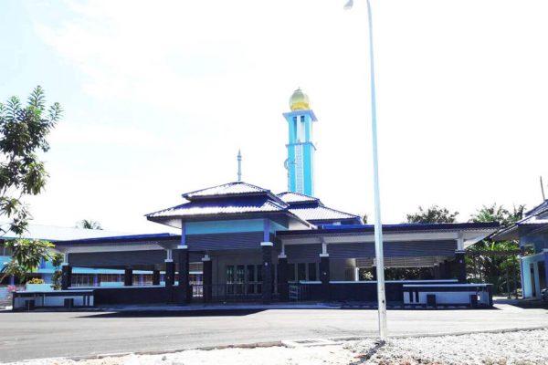 Masjid Bukit Tiram Buid & Construct KPRJ 4