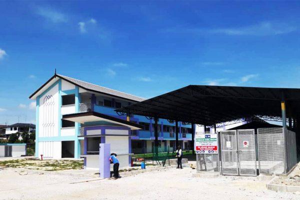 Sekolah Agama Kerajaan Johor Build & Construct KPRJ 2
