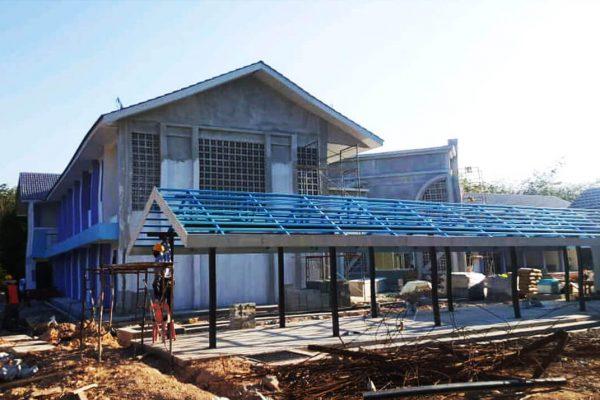 Sekolah Agama Kerajaan Johor Build & Construct KPRJ 3