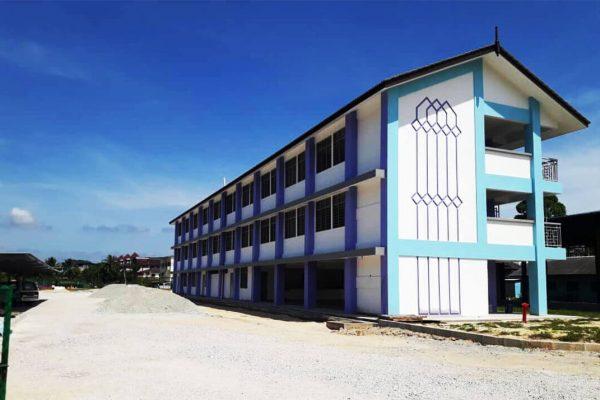 Sekolah Agama Kerajaan Johor Build & Construct KPRJ 4