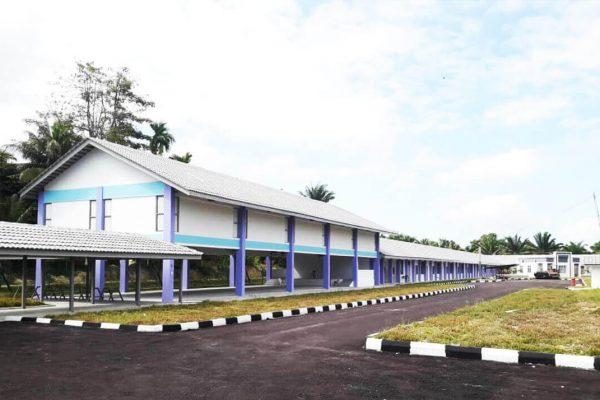 Sekolah Agama Kerajaan Johor Build & Construct KPRJ 1