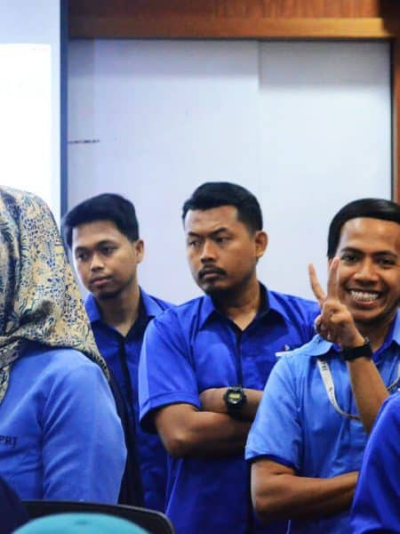 CSR Hope KPRJ 2