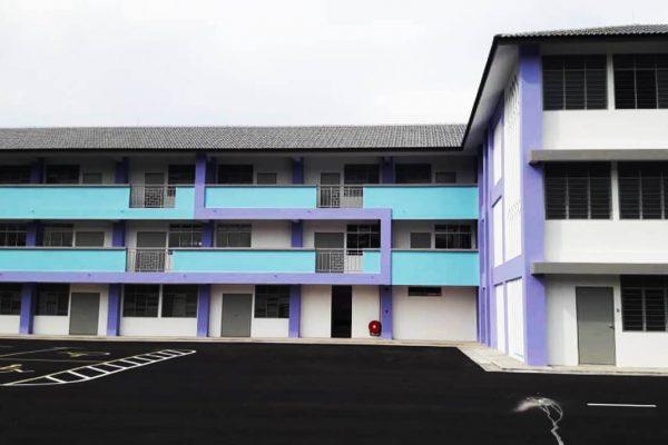 SAKJ Fasa 5 Construction KPRJ 5