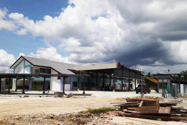 Sekolah Agama Kerajaan Johor Build & Construct KPRJ 5