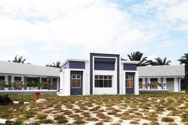 Sekolah Agama Kerajaan Johor Build & Construct KPRJ 6