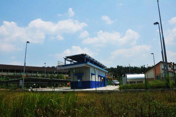Solar Hybrid Stations a Rural Schools 5